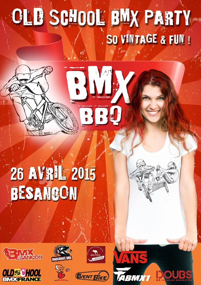 bmx old school besancon 2015